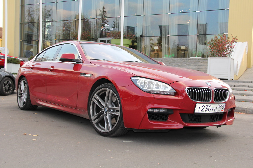 BMW 6 Gran Coupe 640i