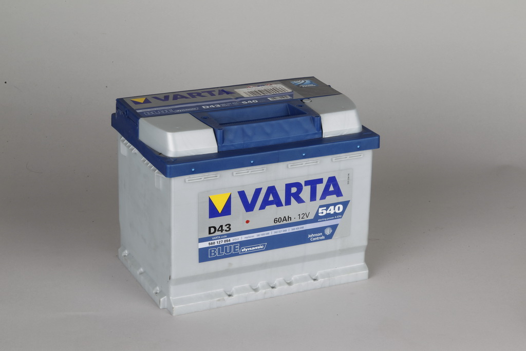 VARTA BLUE dynamic D43, Johnson Controls