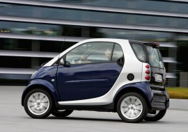 Smart Fortwo Coupe (2005)