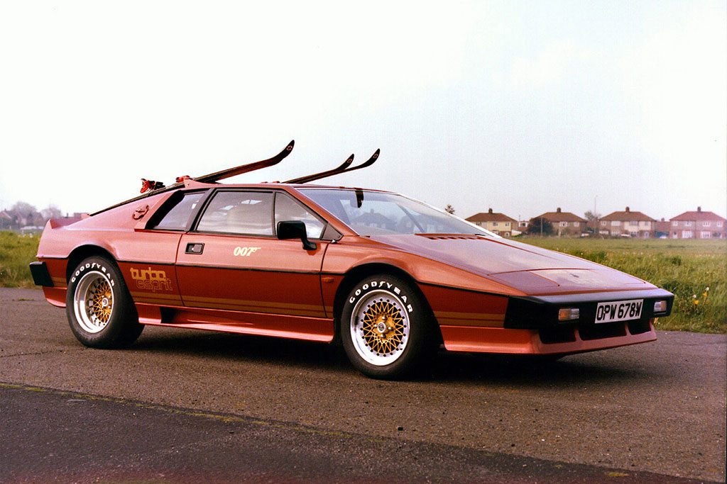 Lotus Esprit Turbo (1980)