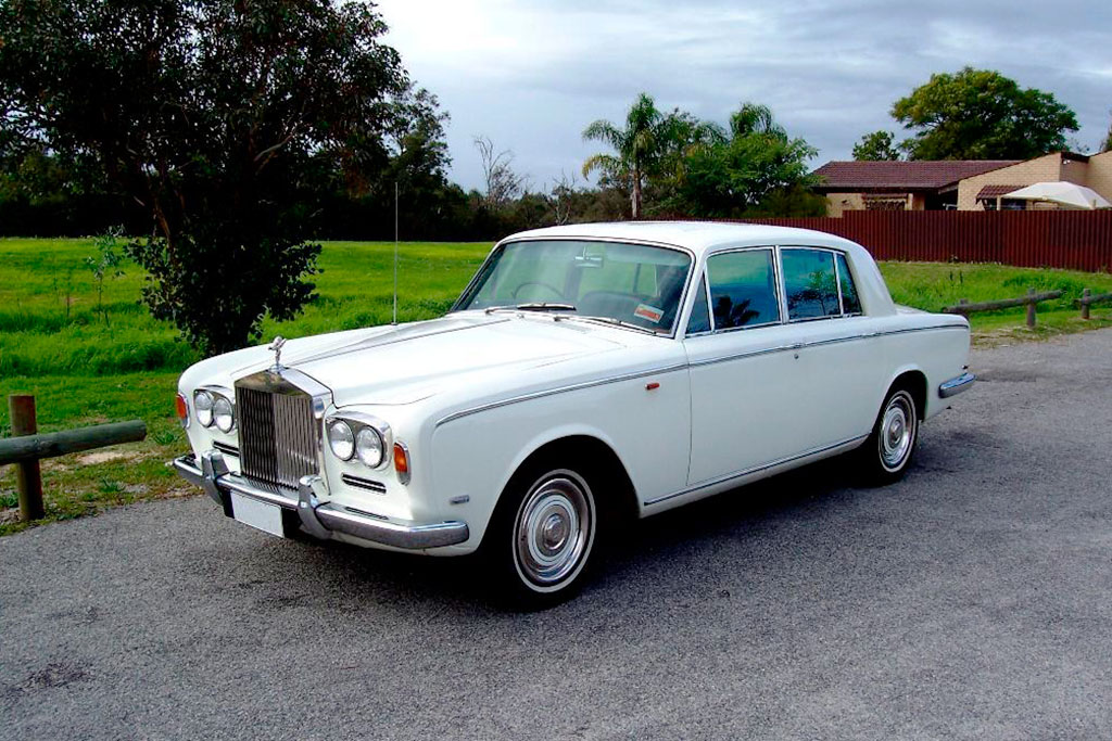 Rolls-Royce Silver Shadow (1970)